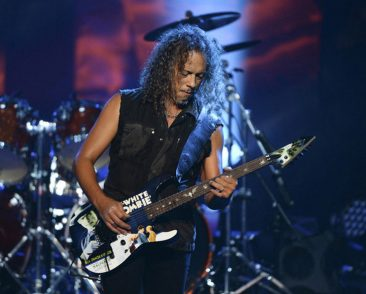Metallica Guitarist Kirk Hammett's KHDK Electronics Brew Up 'Ghoul Screamer Coffee'