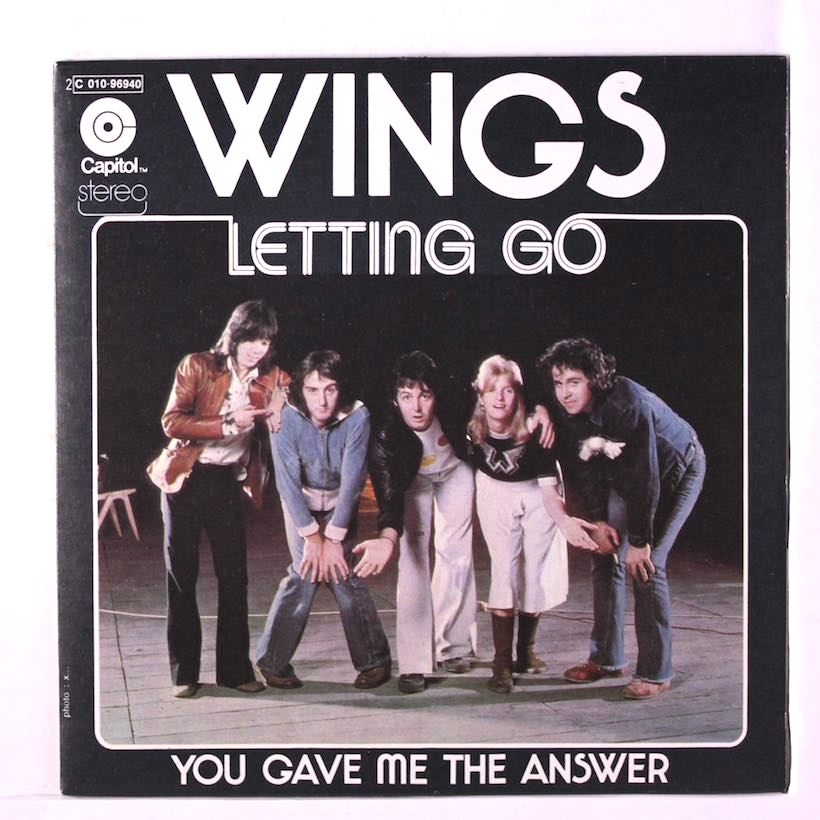 Letting Go Wings
