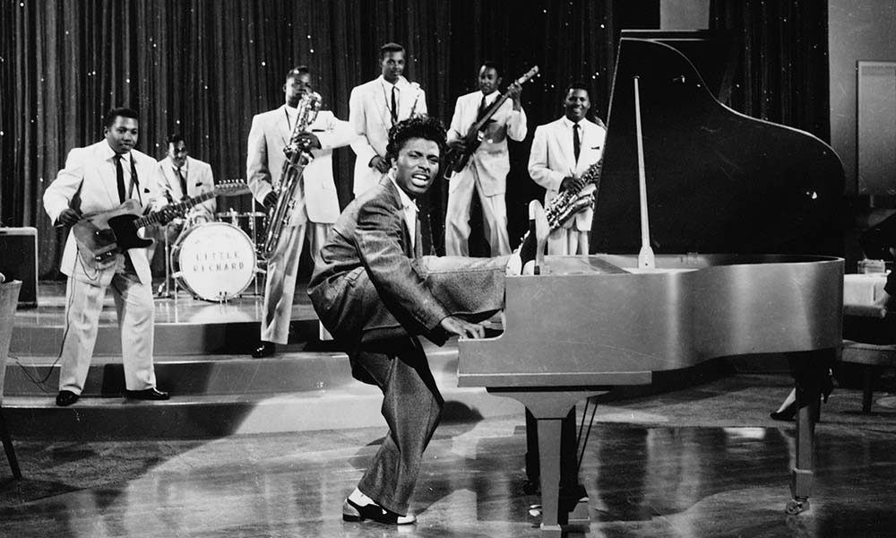 Little Richard photo: Specialty Records Archives