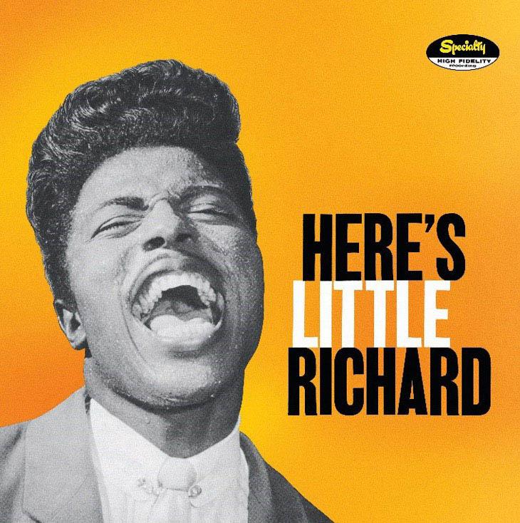 Little Richard Album 'Here's Little Richard' Gets 60th Anniversary Deluxe Reissue