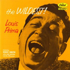 Louis Prima The Wildest Album Cover web optimised 820