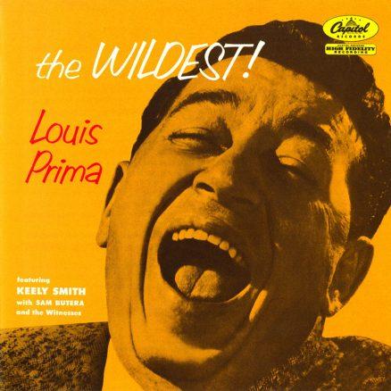 Louis Prima The Wildest Album Cover web optimised 820