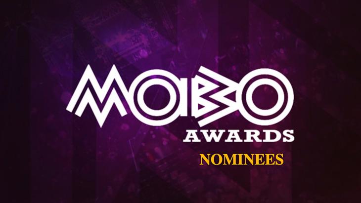 Jay-Z Kendrick Lamar 2017 MOBO Awards