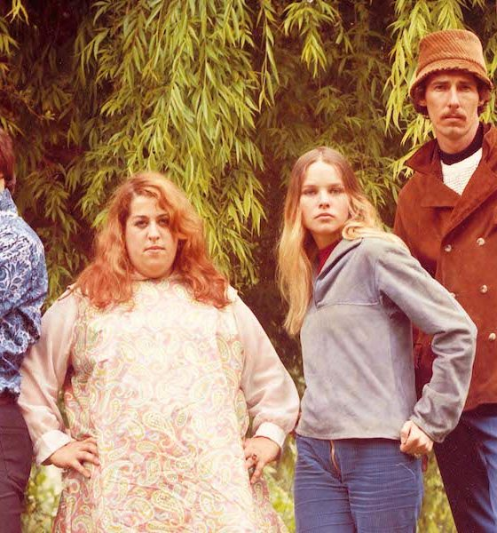 Michelle Phillips and the Mamas and Papas