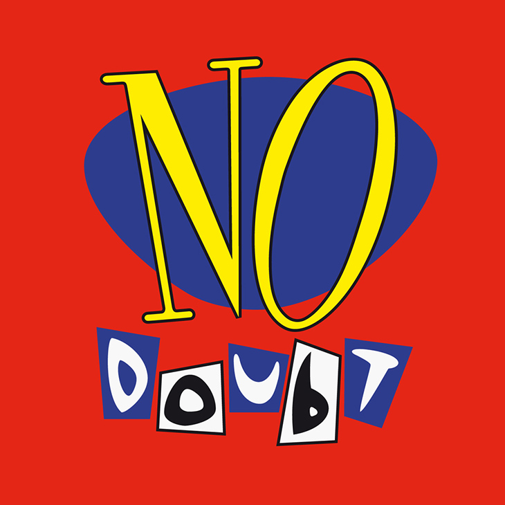 No Doubt Debut Album Artwork web 730