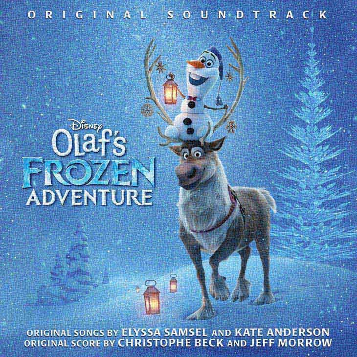 Frozen Adventure Soundtrack Set For Release