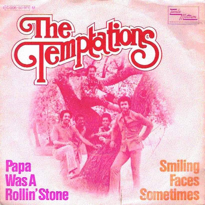 Temptations & Norman Whitfield Strike Again With 'Papa Was A Rollin' Stone'