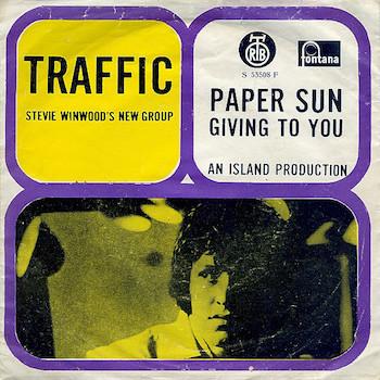 Paper Sun Traffic