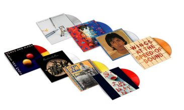Paul McCartney Archive Collection Set For Reissue In CD, Coloured Vinyl Editions