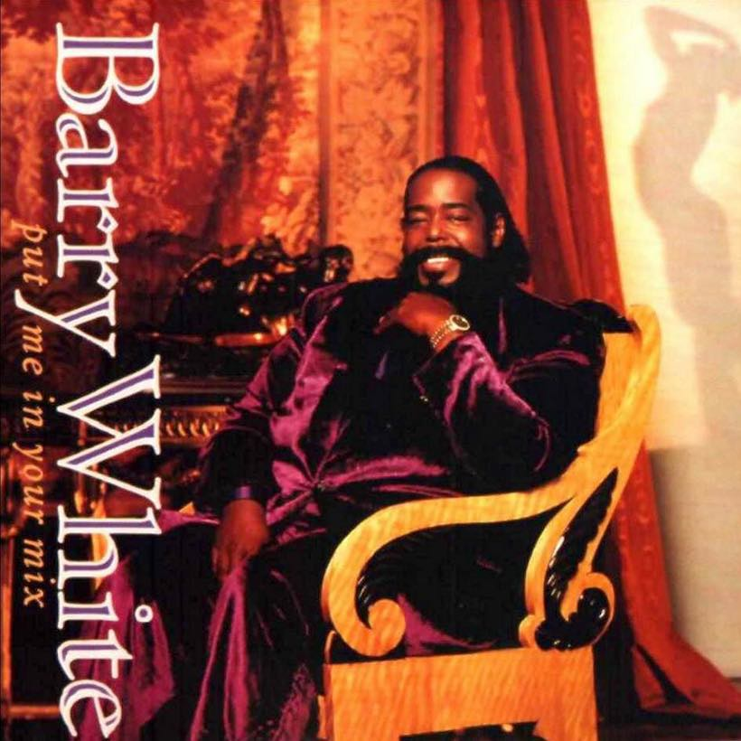 'Put Me In Your Mix': Barry White Glides Into The 1990s