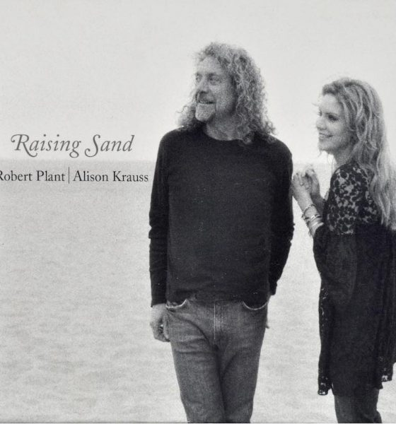 Robert Plant and Alison Krauss artwork: Raising Sand