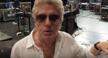 Watch The Who's Roger Daltrey Prepare 'A Quick One While Pete's Away'