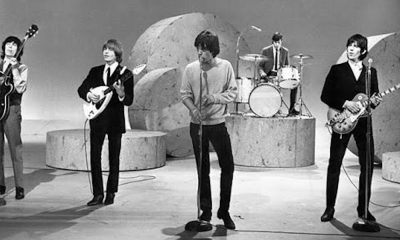 Rolling Stones Ed Sullivan Show Debut