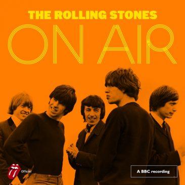 'On Air' Album Celebrates Rolling Stones' Radio Days