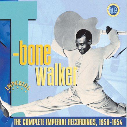 T-Bone Walker Complete Imperial recordings album cover
