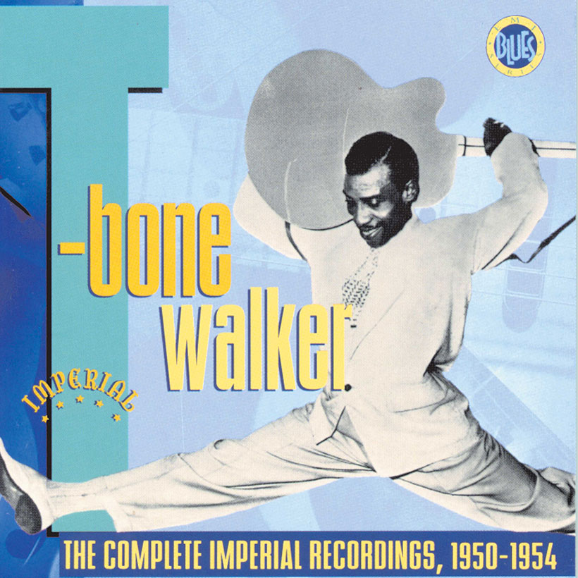 T-Bone Walker Complete Imperial recordings album cover
