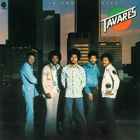 Tavares In The City album cover web optimised 820