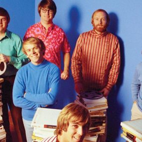 Beach Boys tapes Capitol Records Archives