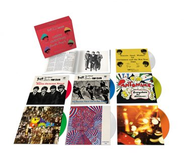 The Beatles' Christmas Records Receive Limited Coloured Vinyl Box Set Release