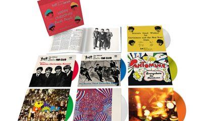 Beatles Christmas records box set