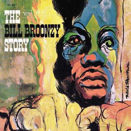 The Big Bill Broonzy Story album cover web optimised 820