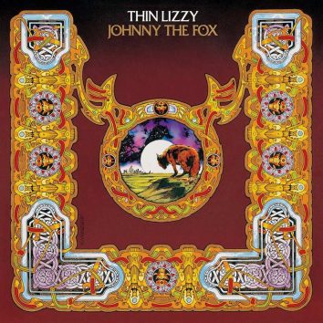 Thin Lizzy Johnny The Fox album cover web optimised 820