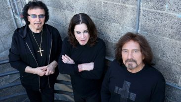 Black Sabbath Share Live Footage Of 'Paranoid' From 'The End'