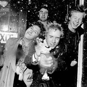 Sex Pistols Pete Vernon EMI Hayes archive