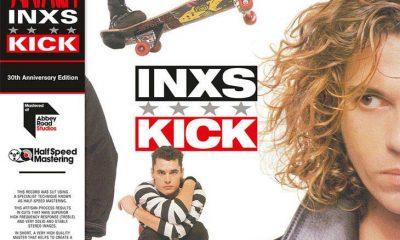 Seminal INXS Album Kick