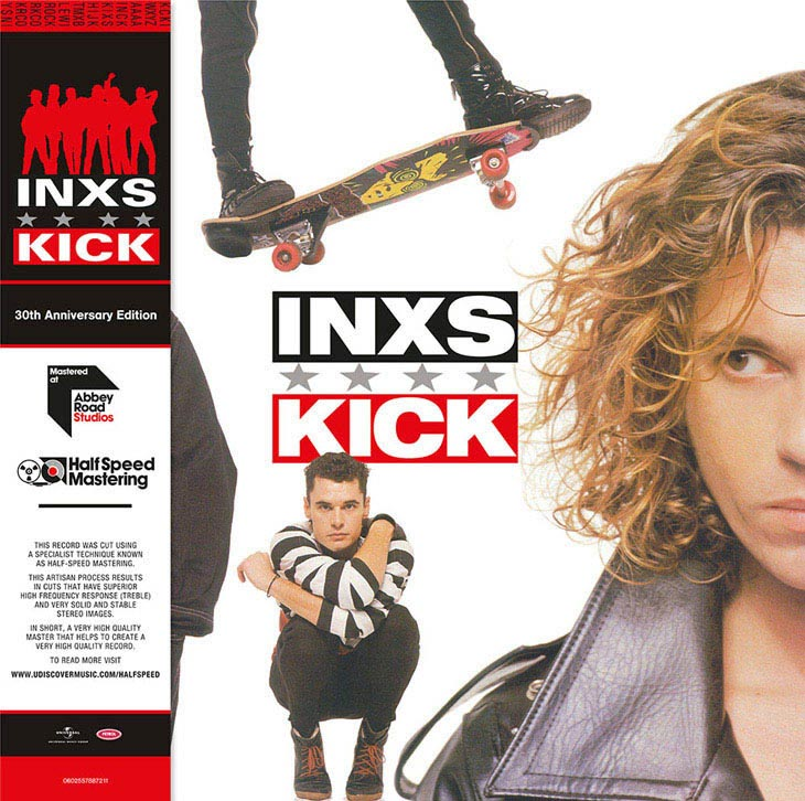 Seminal INXS Album Kick Receives 30th-Anniversary Reissue In Dolby ATMOS