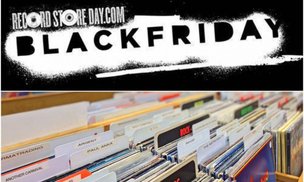 Record Store Day Black Friday 2017
