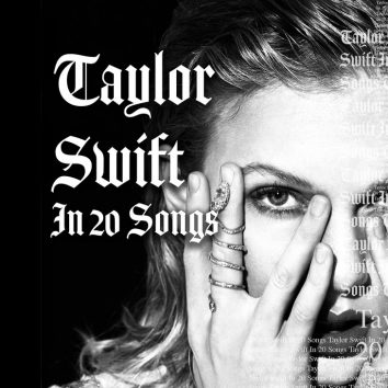 20 Of The Best Taylor Swift Songs uByte artwork