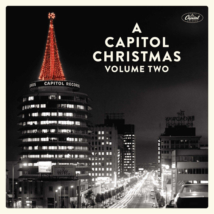 Second Volume A Capitol Christmas
