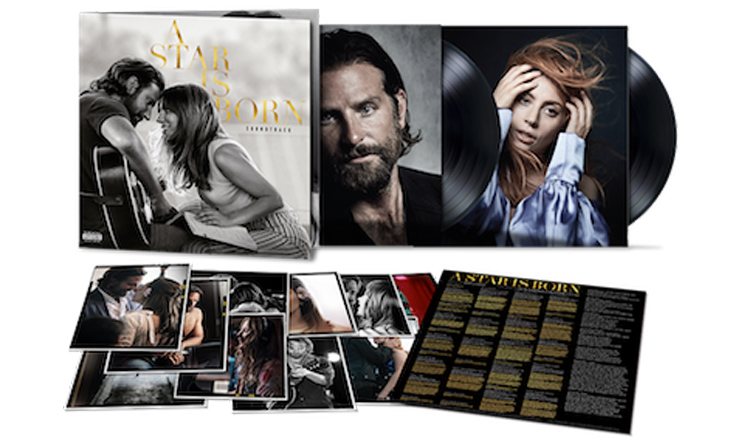 A Star Is Born Soundtrack LP