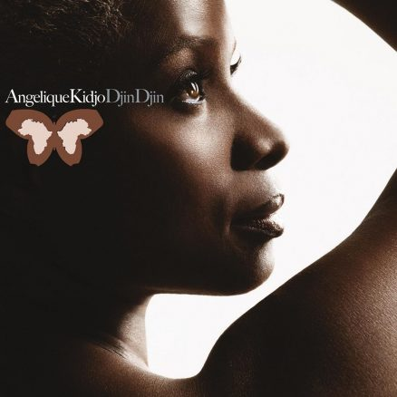 Angelique Kidjo Djin Djin album cover