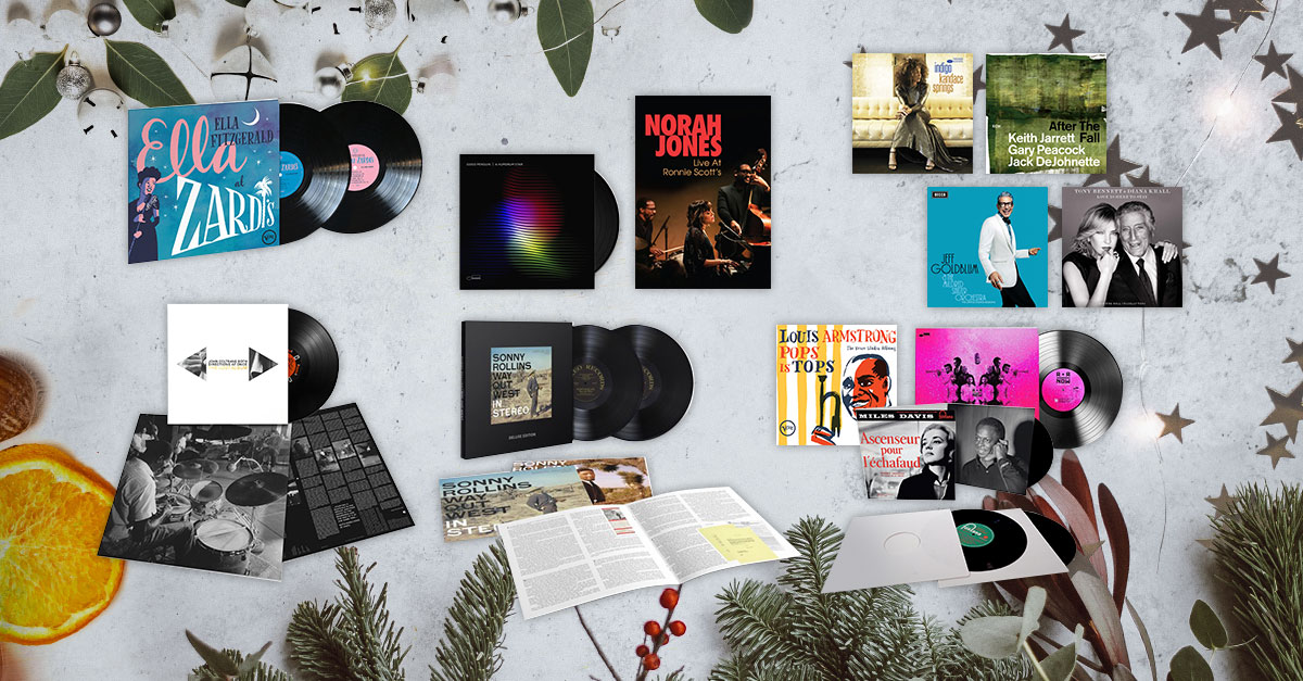 The Best Jazz Music Gifts For Christmas