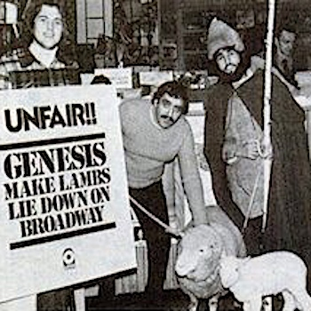 Billboard Genesis cutting
