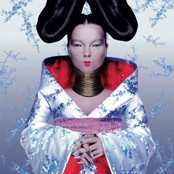 Bjork Homogenic album cover web optimised 820