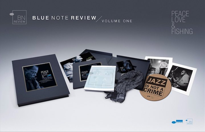 Blue Note Box