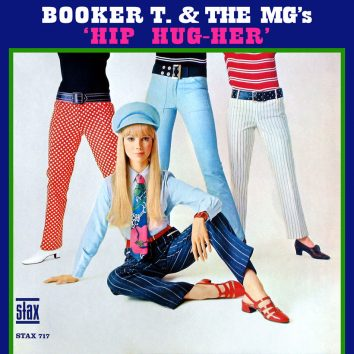 Booker T And The MGs Hip-Hug Her album cover web optimised 820