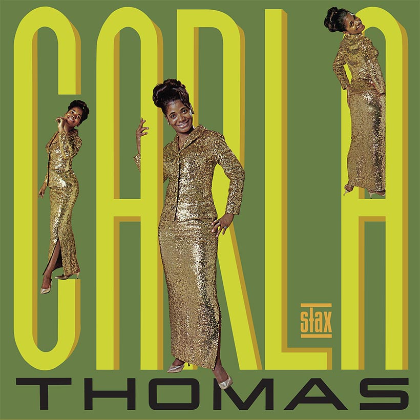 Carla Thomas Carla album cover web optimised 820