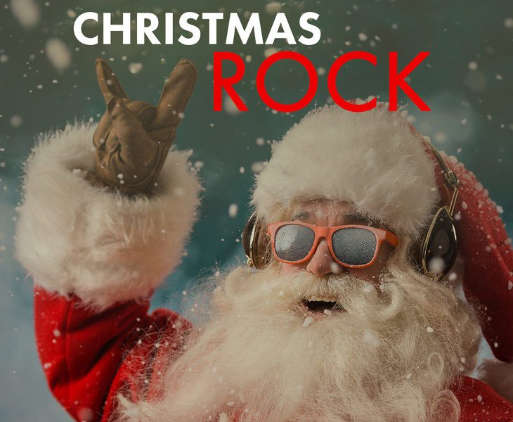 rock christmas songs the best rock christmas playlist udiscover - Rock Christmas