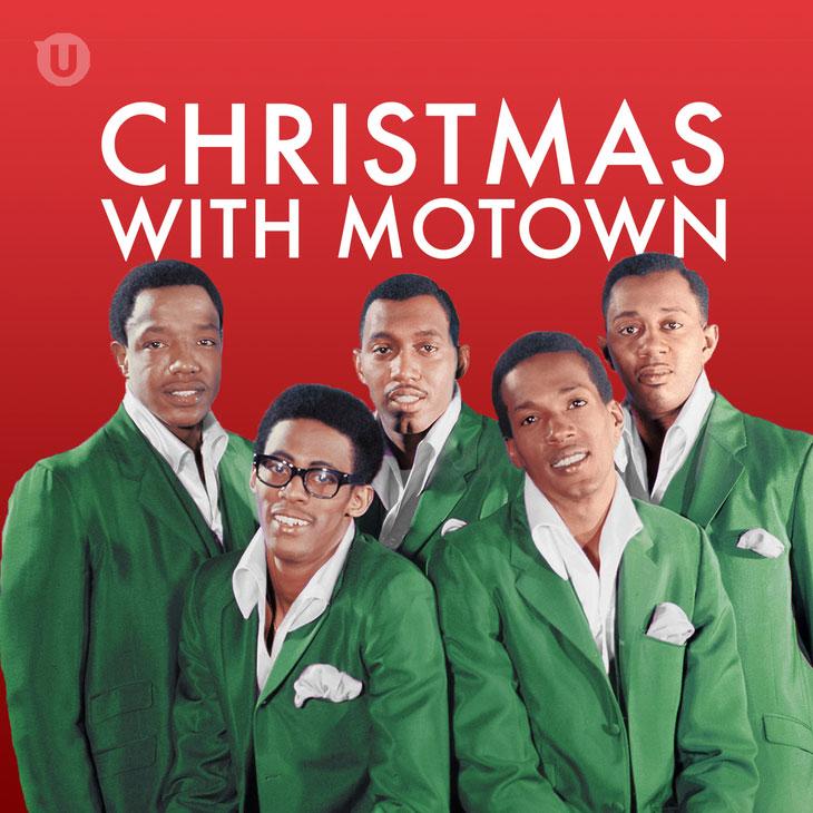 Motown Christmas Songs Playlist artwork web 730