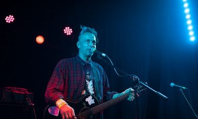Chuck Mosley photo by Imelda Michalczyk and Redferns