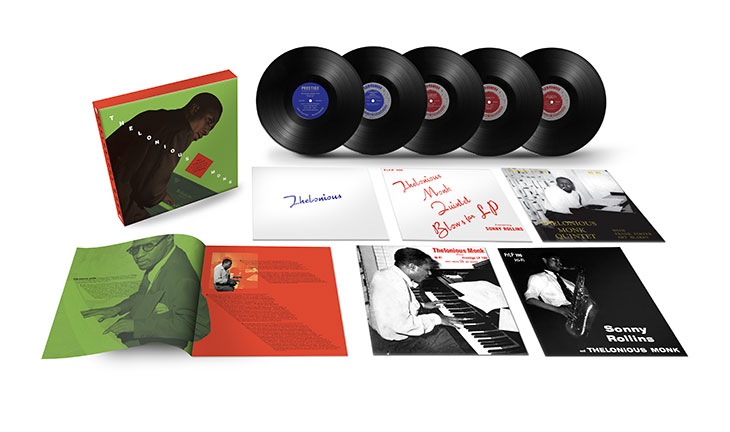 Thelonious Monk Prestige 10 inch box set web 730 optimised