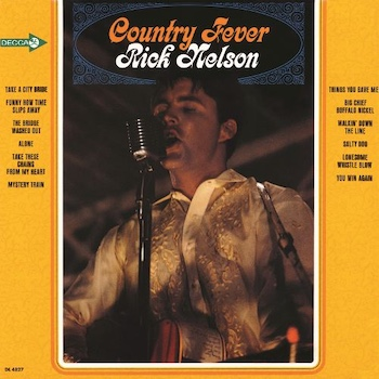 Country Fever Rick Nelson
