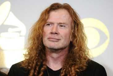 Dave Mustaine To Host An Exclusively Metal Show On Gimme Radio