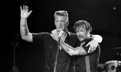 Eagles Of Death Metal photo by Kevin Winter and Getty Images