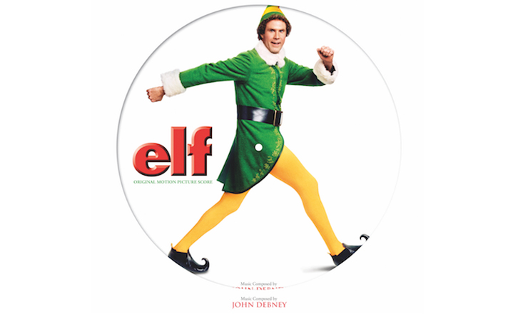Elf Picture Disc