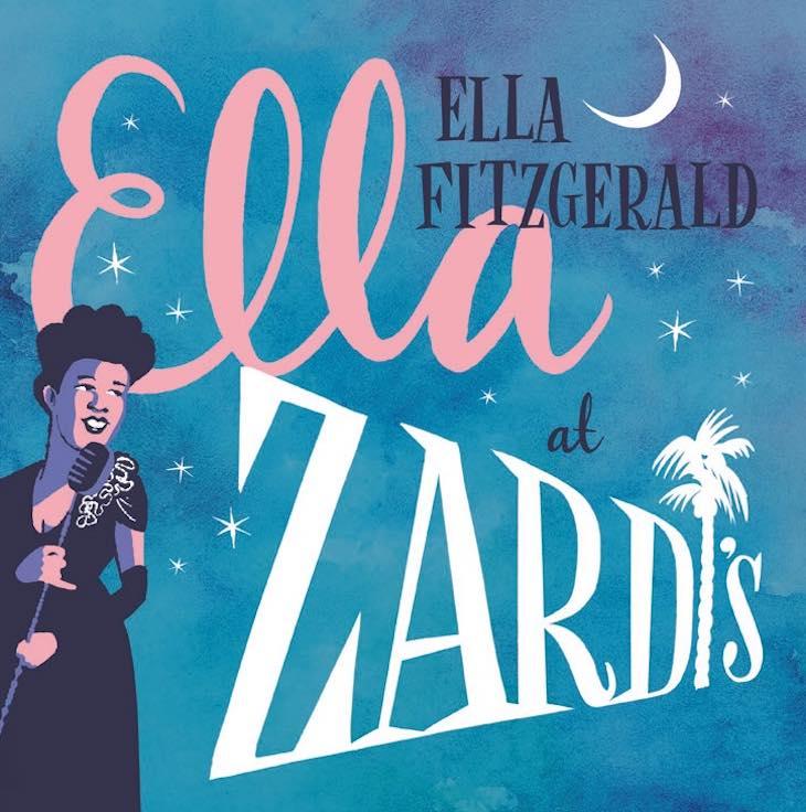 Ella Fitzgerald's Unreleased 'Ella At Zardi's' Completes Centenary Celebrations